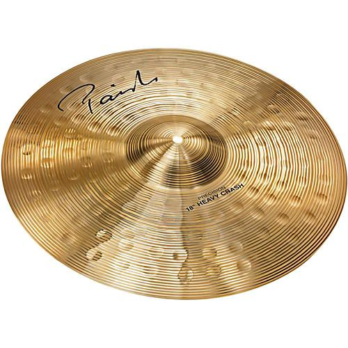 "Paiste Signature Precision 18"" Heavy Crash Cymbal 