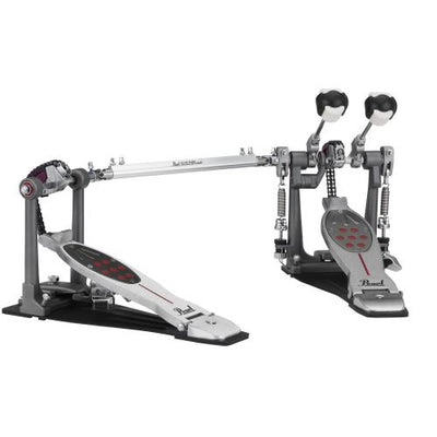 Pearl Eliminator Redline Double Chain Drive Bass Drum Pedal | Kincaid's Is Music