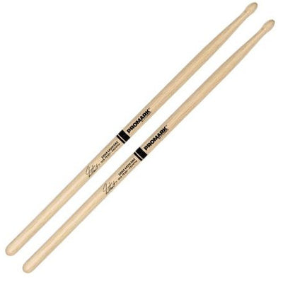 ProMark Shira Kashi Oak PW747W Neil Peart Signature 747 Wood Tip Drumsticks