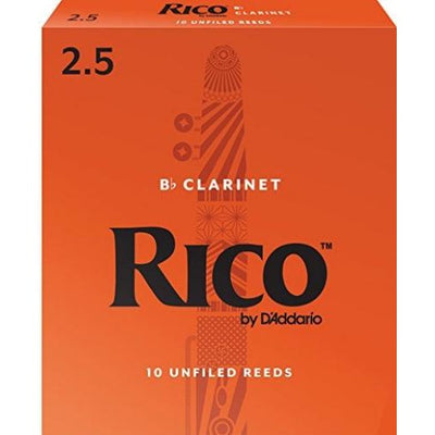Rico Bb Clarinet Reeds | Kincaid's Is Music