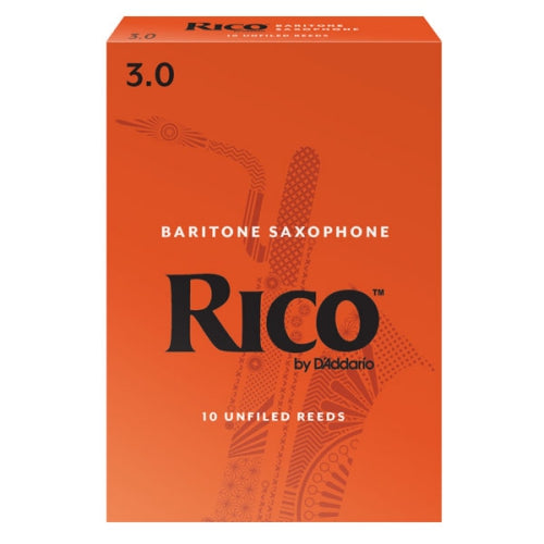 Rico Baritone Saxophone Reeds | Kincaid's Is Music