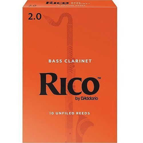 Rico Bass Clarinet Reeds | Kincaid's Is Music