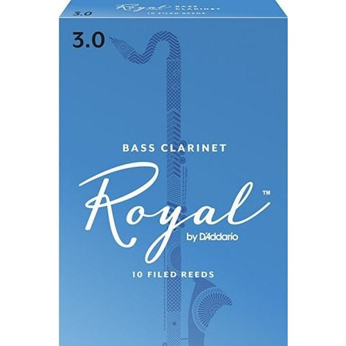 Rico Royal Bass Clarinet Reeds | Kincaid's Is Music