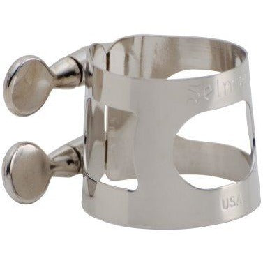 Selmer Nickel Plated Bb Clarinet Ligature