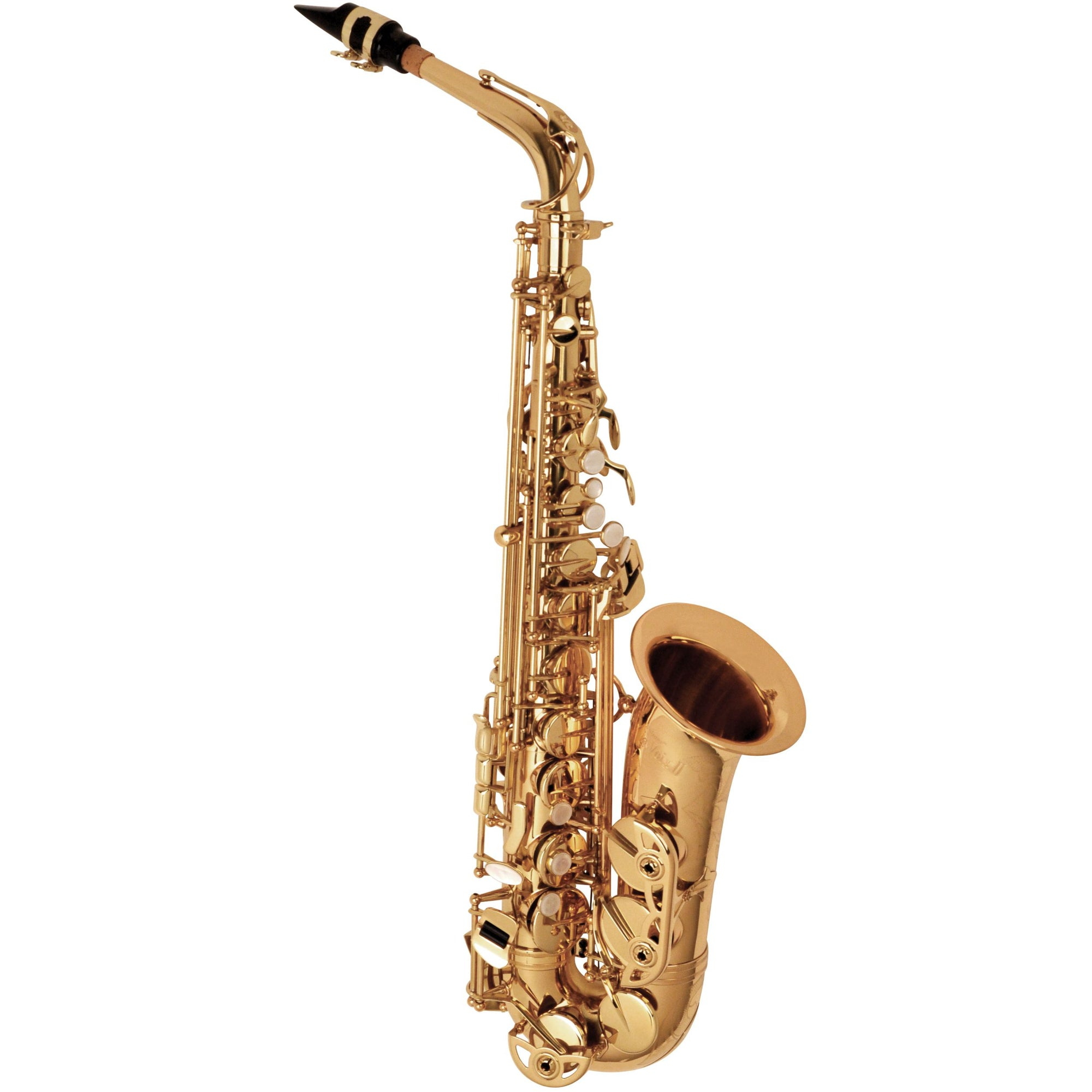 Selmer LaVoix II Alto Saxophone Outfit - Standard