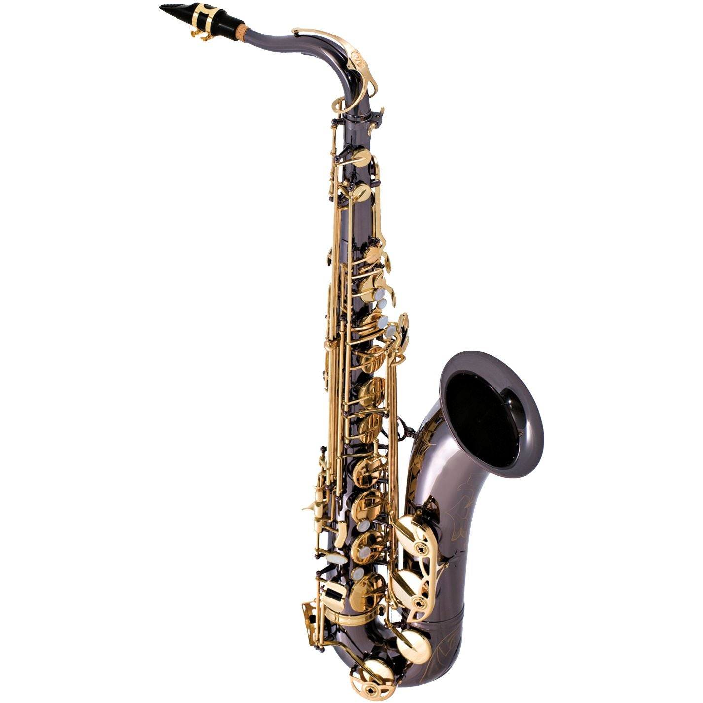 Selmer STS280RB LaVoix II Tenor Saxophone Outfit - Black Nickel