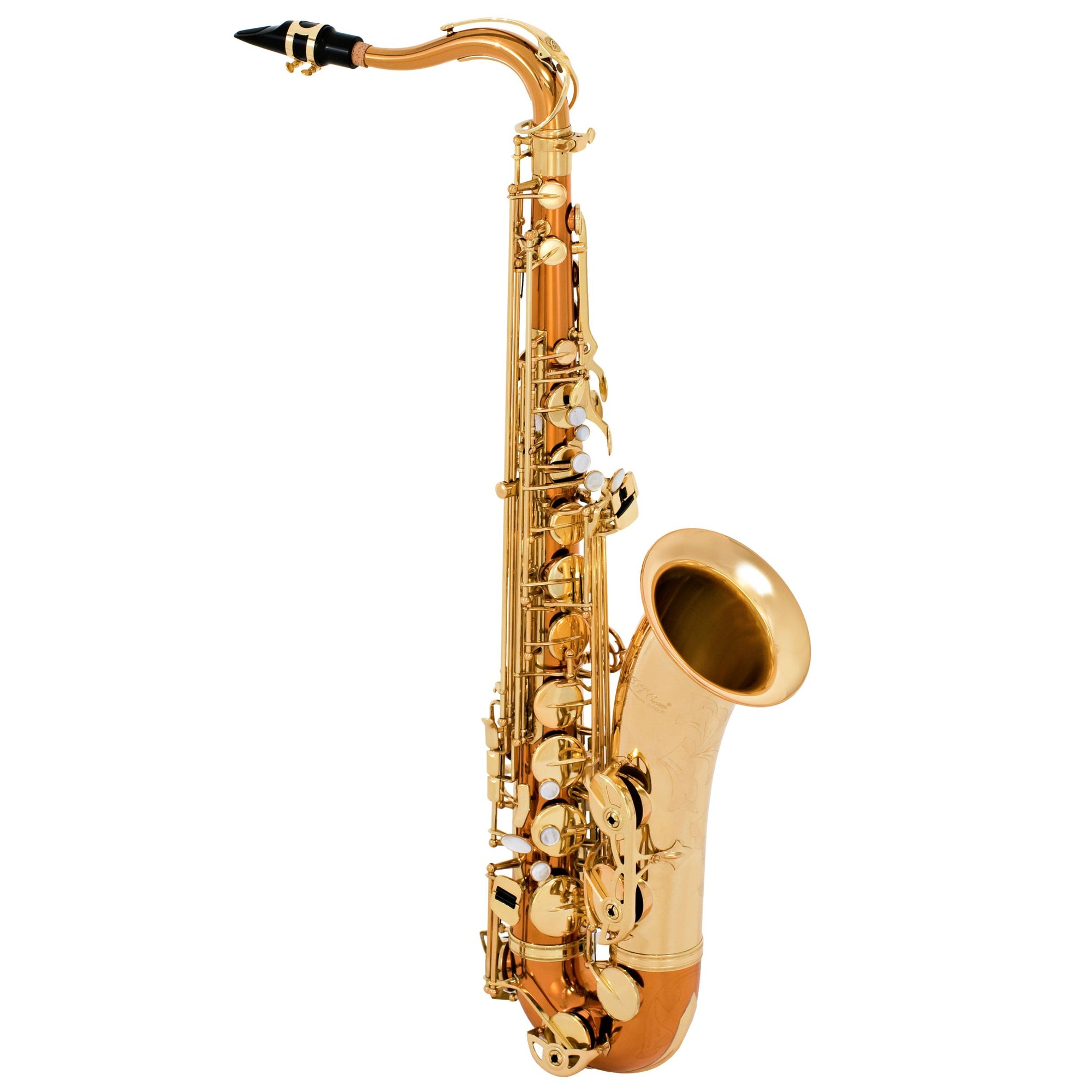 Selmer STS280RC LaVoix II Tenor Saxophone Outfit - Copper Brass