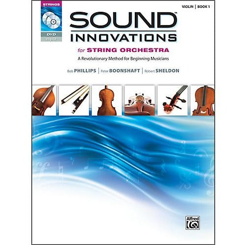 Sound Innovations for String Orchestra - Book 1