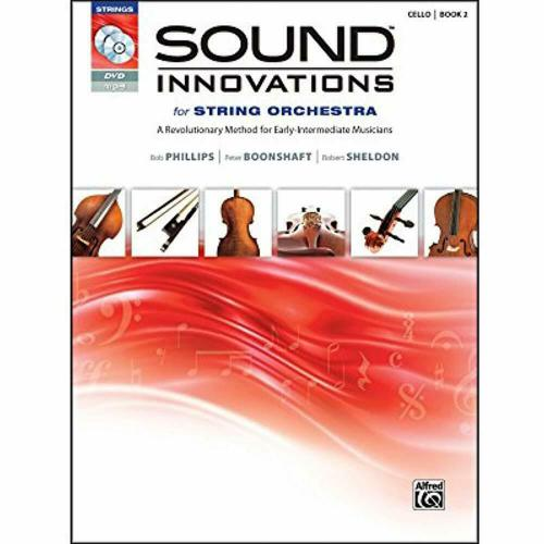 Sound Innovations for String Orchestra - Book 2
