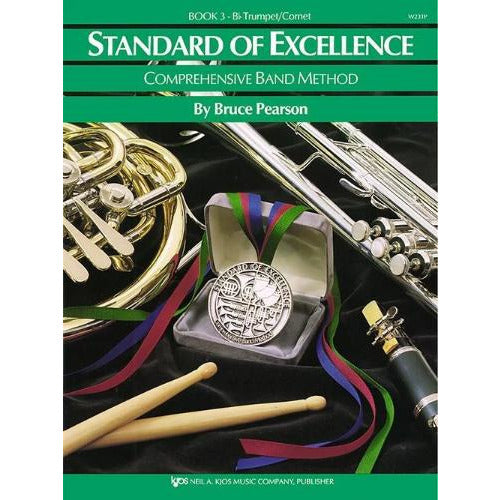Standard of Excellence, Book 3 | Kincaid's Is Music