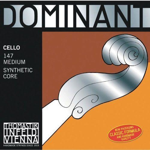 Thomastik Infeld Dominant 4/4 Cello String Set - 147 | Kincaid's Is Music