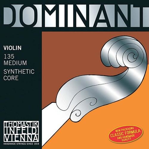 Thomastik Infeld Dominant 4/4 Violin String Set - 135