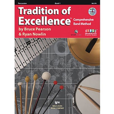 Tradition of Excellence - Book 1 | Kincaid's Is Music