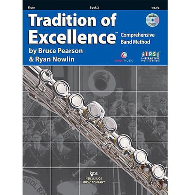 Tradition of Excellence - Book 2 | Kincaid's Is Music