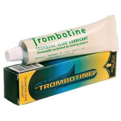 Trombotine Trombone Slide Lubricant and Packaging