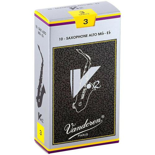 Vandoren V12 Alto Saxophone Reeds | Kincaid's Is Music