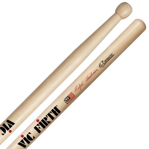 Vic Firth Ralph Hardimon Corpsmaster Signature Marching Tenor Drum Sticks