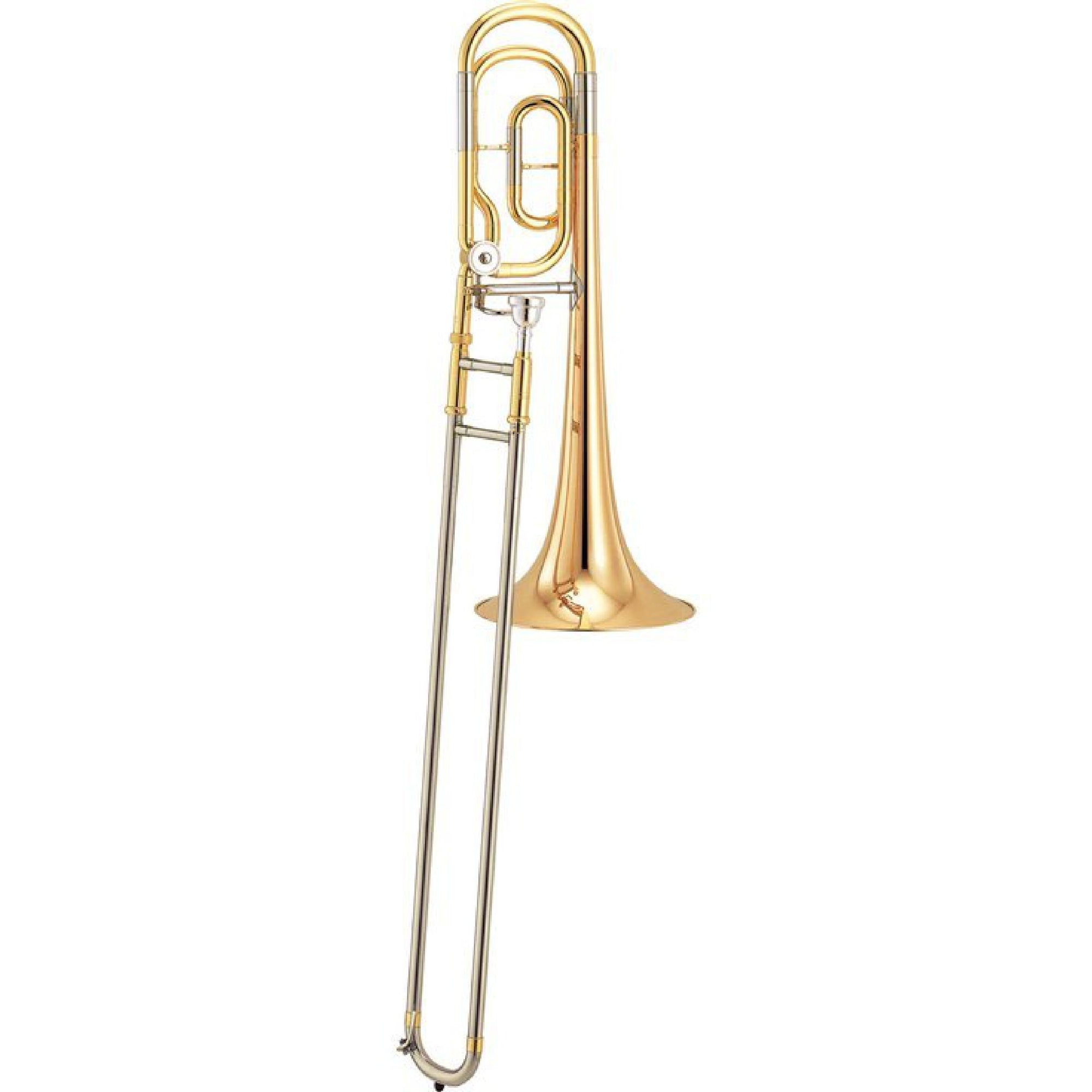 Yamaha 400 Series F Attachment Bass Trombone | Kincaid's Is Music