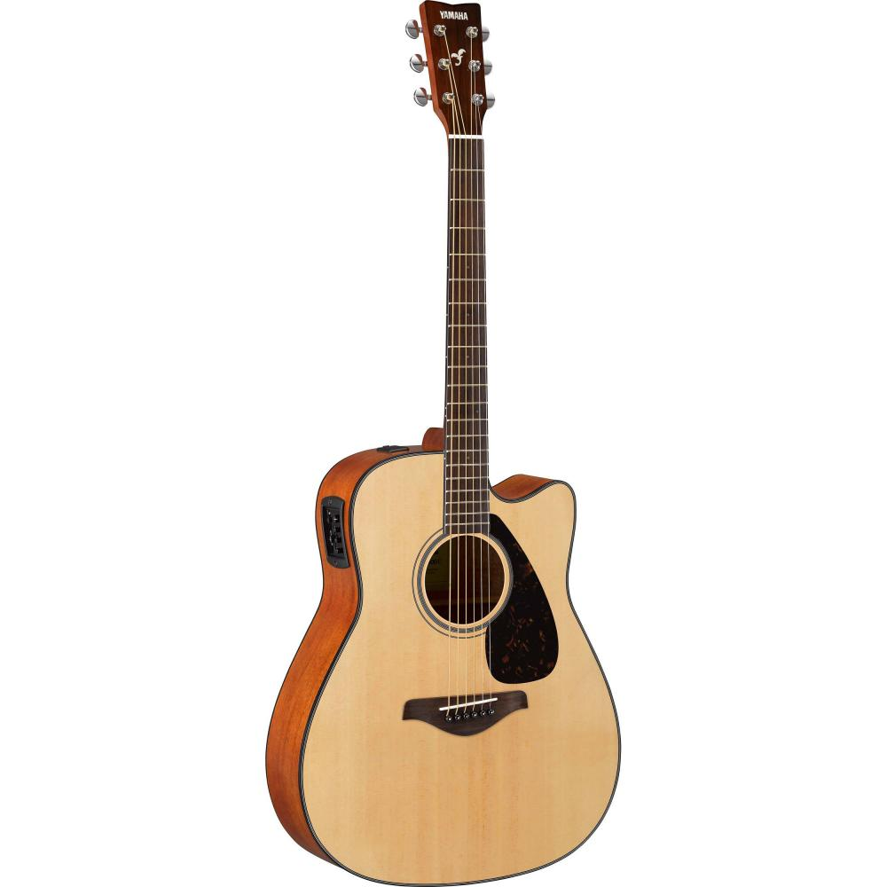Yamaha FGX Series Cutaway Acoustic-Electric Guitar
