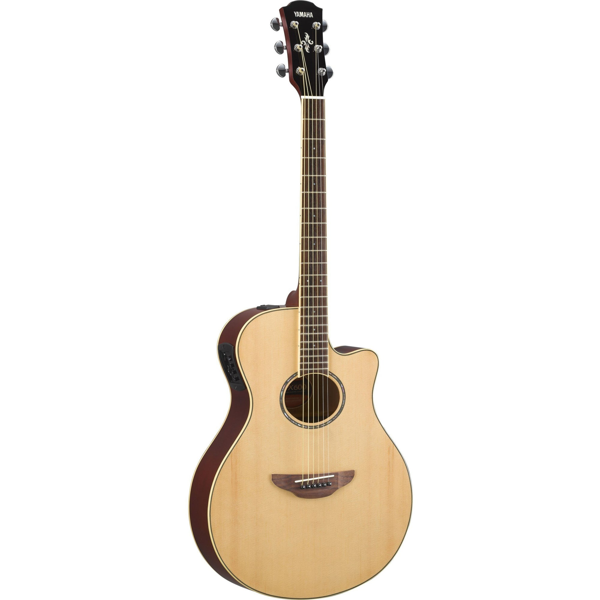 Yamaha APX600NA Thinline Acoustic-Electric Guitar