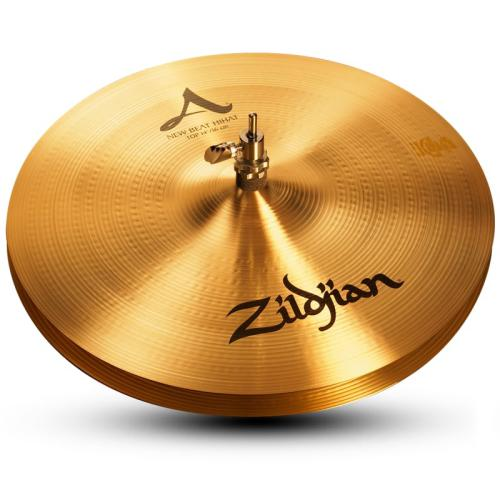 "Zildjian A Series 14"" New Beat Hi-Hat Cymbals 