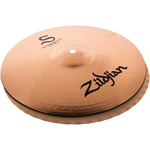 "Zildjian S Series 14"" Master Sound Hi-Hat Cymbals 