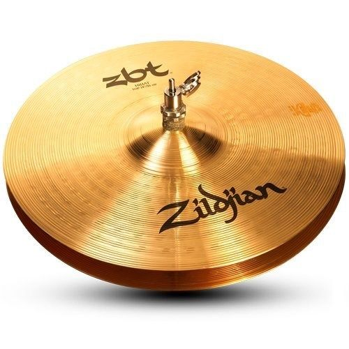 "Zildjian ZBT 14"" Hi-Hats Cymbal Pair 