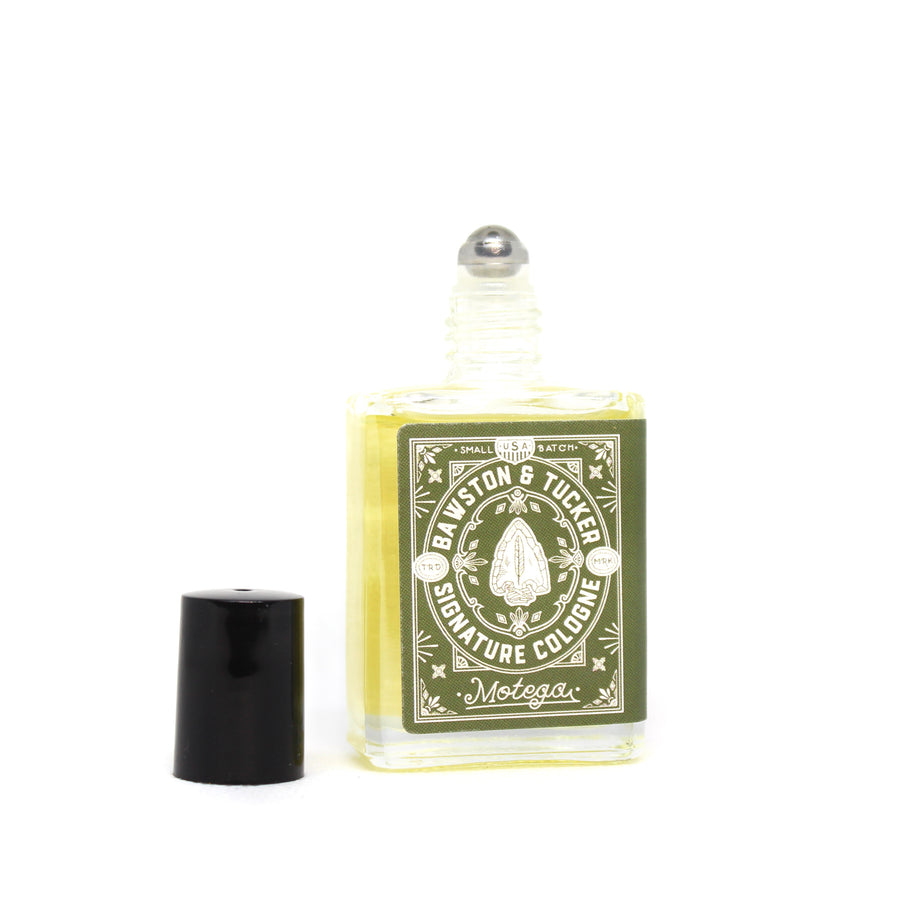 Cologne Oil - Motega Signature Fragrance - Roll-on Cologne - 15 ML