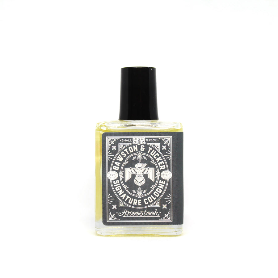 Cologne Oil - Aroostook Signature Fragrance - Roll-on Cologne - 15 ML