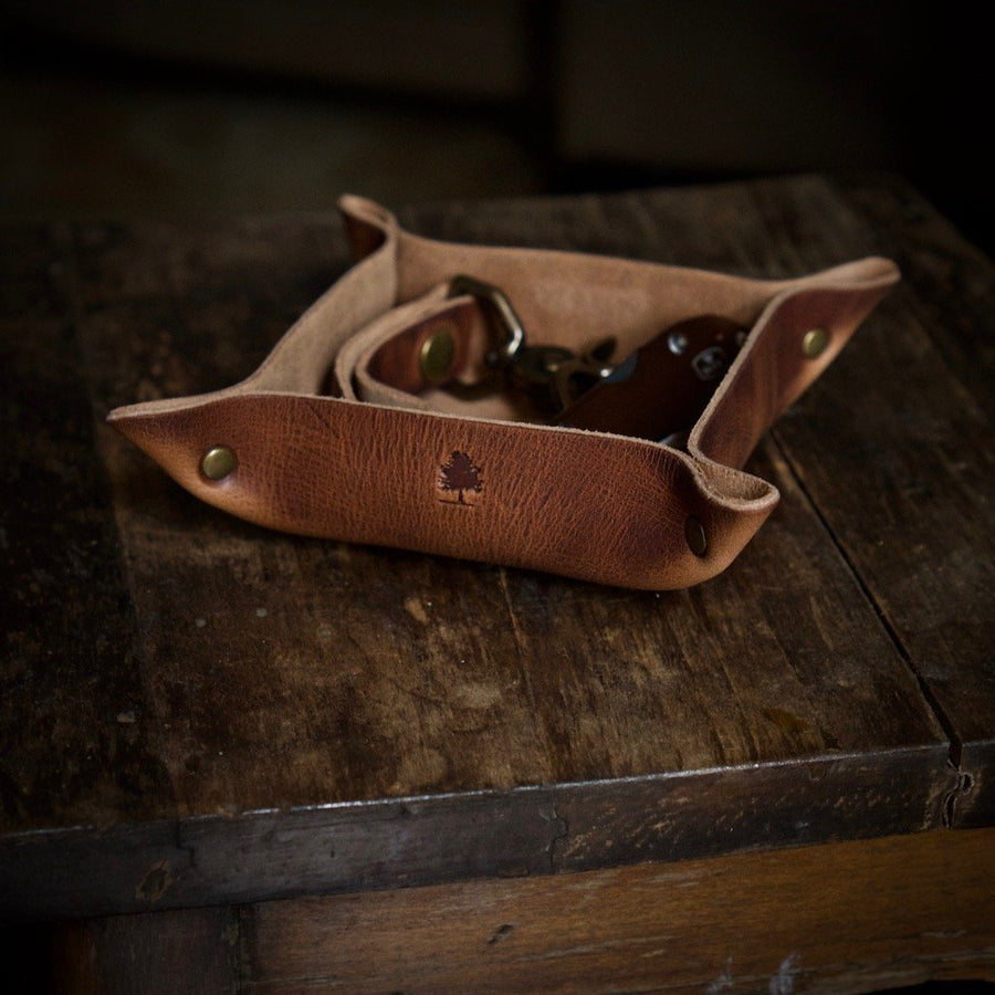 Harvest Valet Tray by Forest & Hyde - B&T Accessories