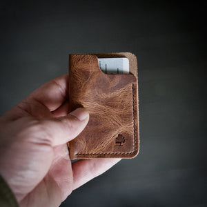 Harvest Hyde Wallet by Forest & Hyde - B&T Accessories