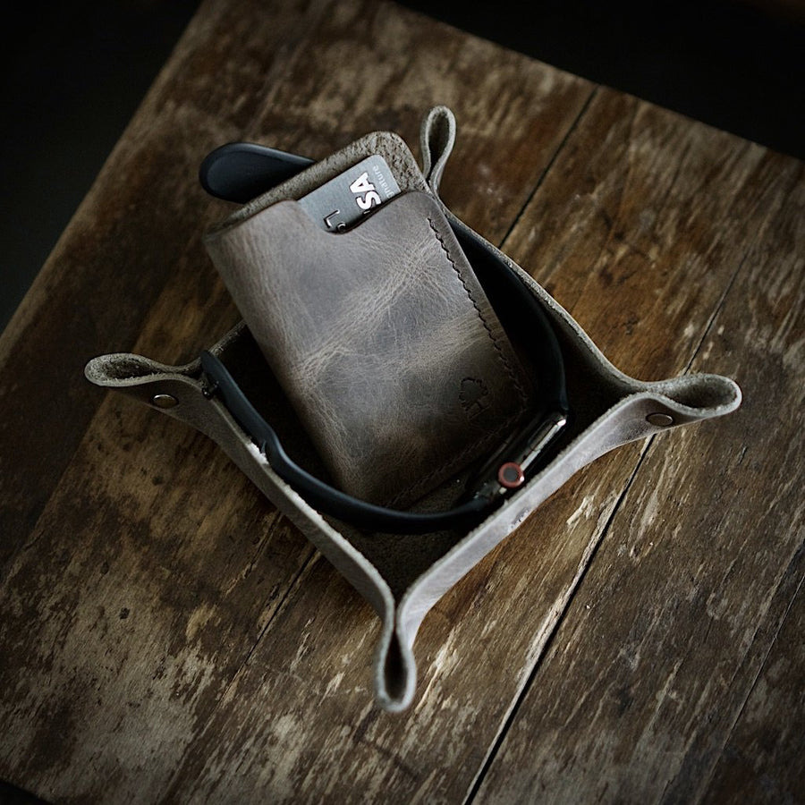 Slate Valet Tray by Forest & Hyde - B&T Accessories