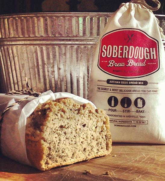 Rosemary Beer Bread Mix 16 oz - B&T Pantry