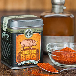 Bourbon BBQ Seasoning 8 oz - B&T Pantry