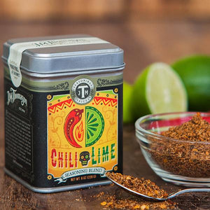 Chili Lime Seasoning Blend 8 oz- B&T Pantry