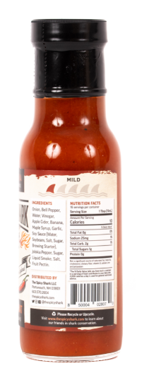Smoked Maple Sriracha Mild 8 oz - B&T Pantry