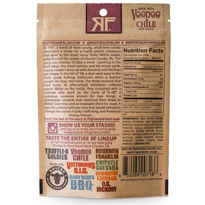 Voodoo Chile Beef Jerky 2 oz -B&T Pantry