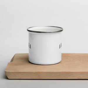 Enamel Mug -AS