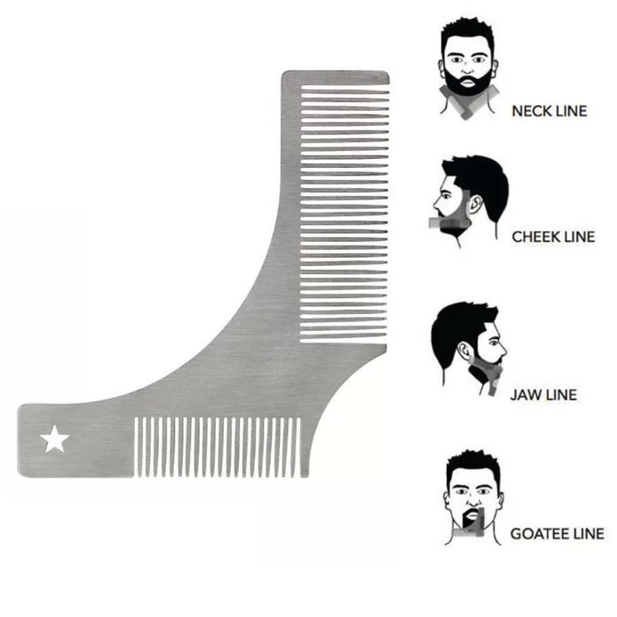 beard shaping tool pic