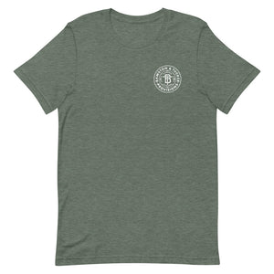 B&T Logo Short-Sleeve Unisex T-Shirt