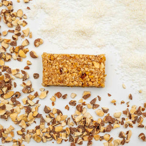 "Kate's Real Food ""Tiki"" Mango Coconut Oat Energy Bar - B&T Pantry"