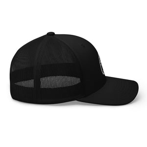Arrowhead B&T Logo Trucker Cap Black - B&T Merch