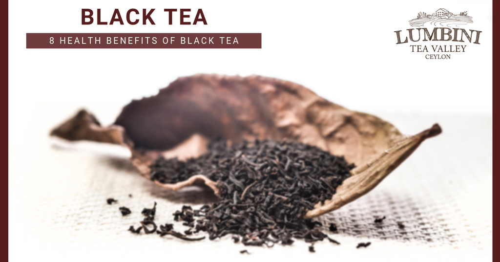 8 Black Tea benefits for a healthy and better life