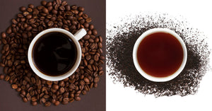 Opposing cups: the obvious superiority of tea over coffee?