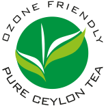 OZONE FRIENDLY PURE CEYLON TEA Logo