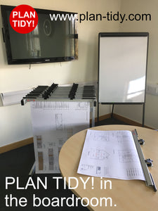 Plan Tidy Trolley A1 size