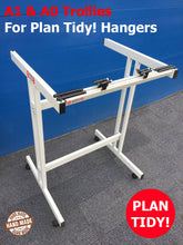 Plan Tidy Trolley A0 size