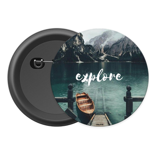 Explore Button Badge