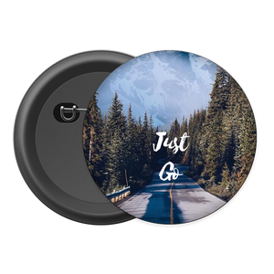 Just go Button Badge