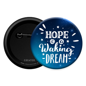 Hope Button Badge